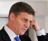 Bill English (Photo NZPA)